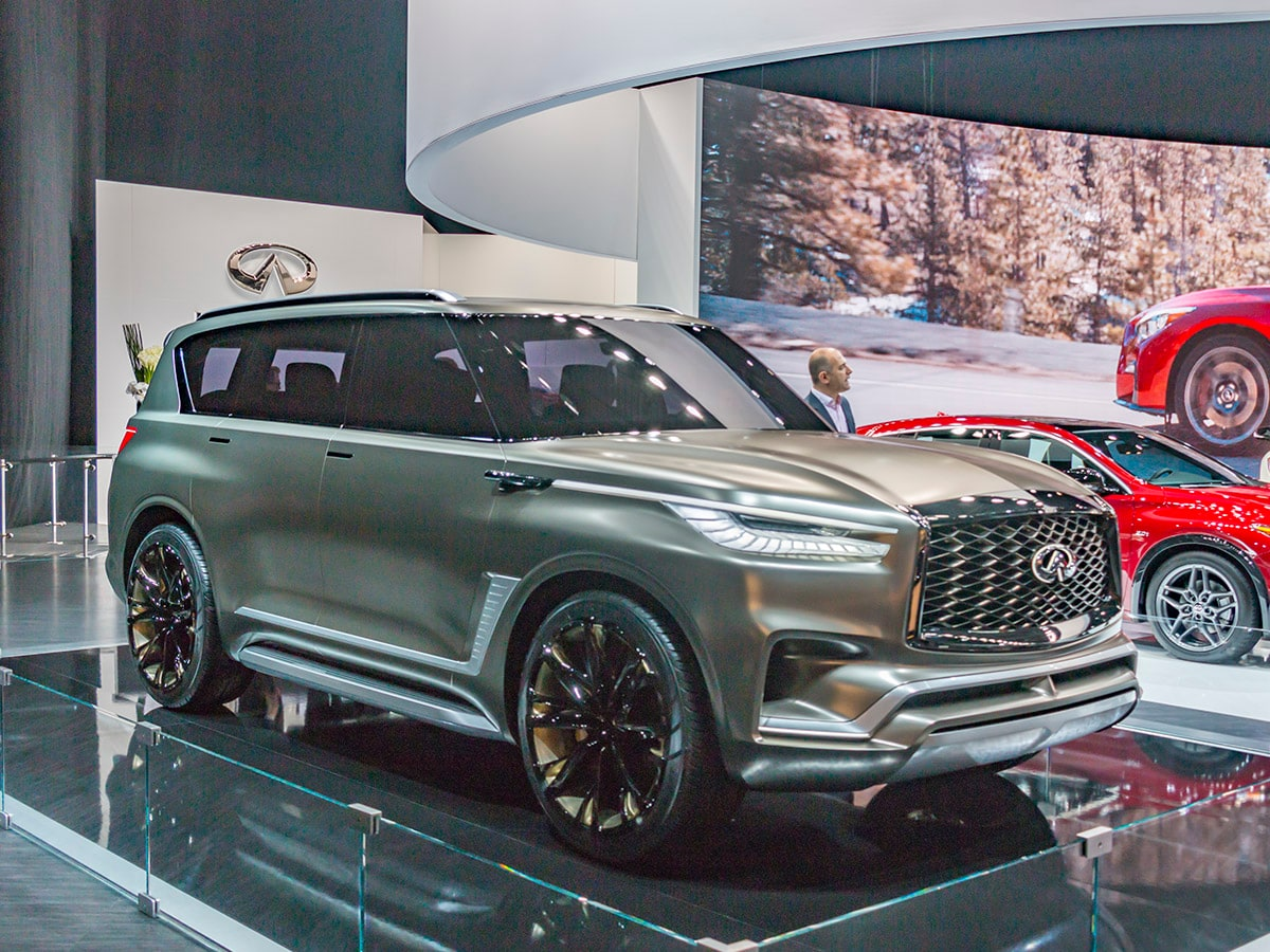 Top 6 Standouts from the 2017 New York Auto Show | Kelley ...