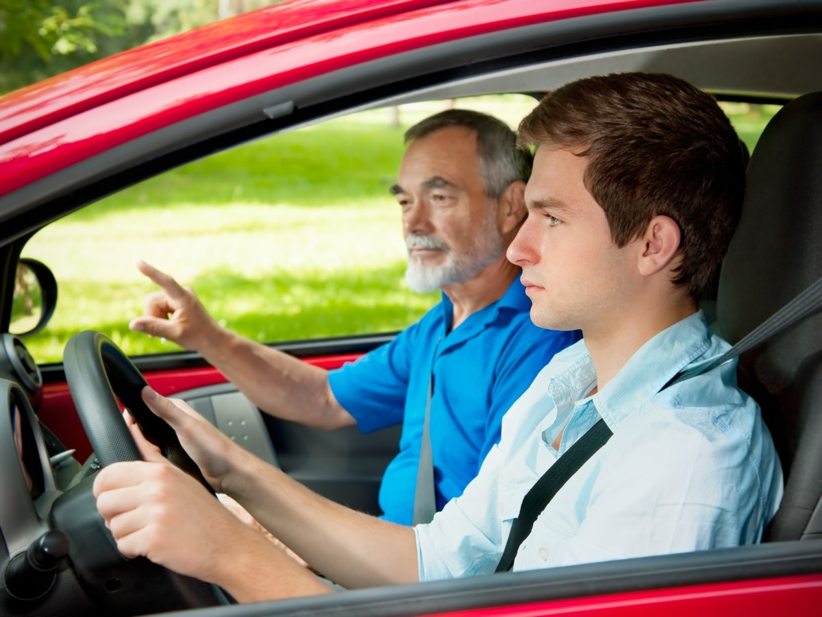 why should teens drive at eighteeen