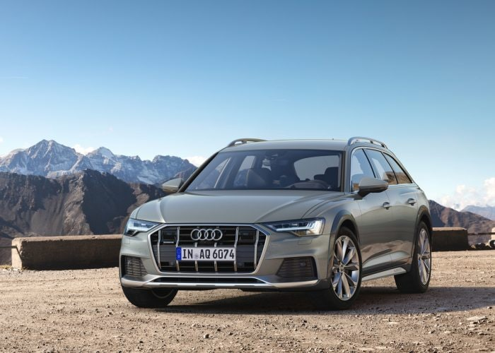 2021 audi a6 allroad first review  kelley blue book