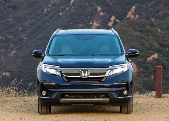 2021 Honda Pilot First Review Kelley Blue Book