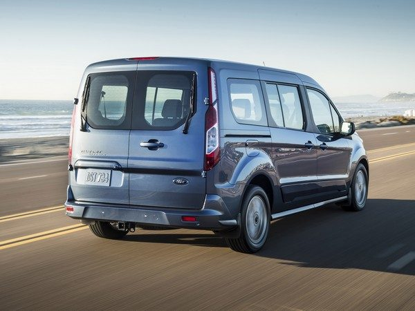 2021 Ford Transit Connect First Review