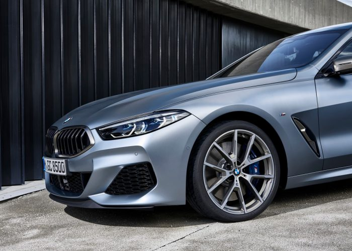 2020 Bmw 8 Series Gran Coupe Review