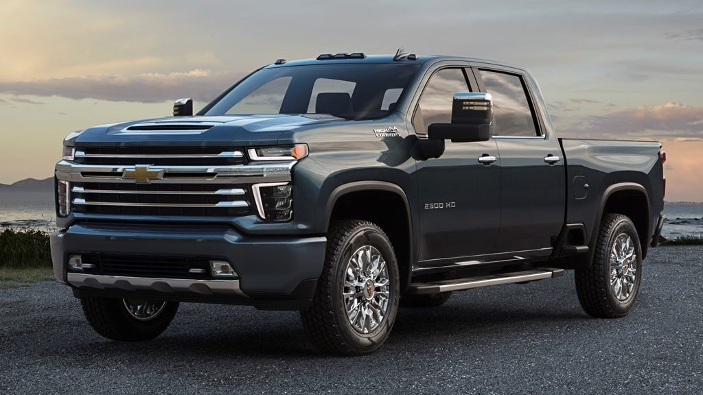 2021 Chevrolet Silverado HD First Review | Kelley Blue Book