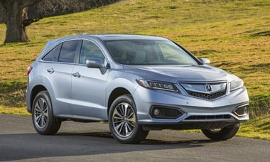Research 2018                   ACURA RDX pictures, prices and reviews