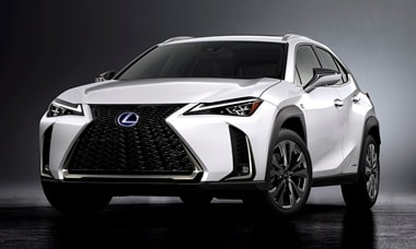 Lexus Suv Models Prices And Changes