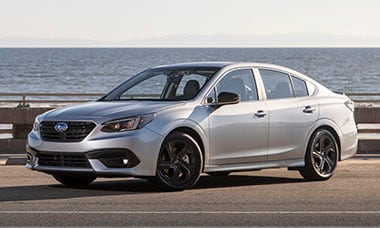 2020 Subaru Legacy makes KBB's 10 best all-wheel-drive vehicles under $30,000