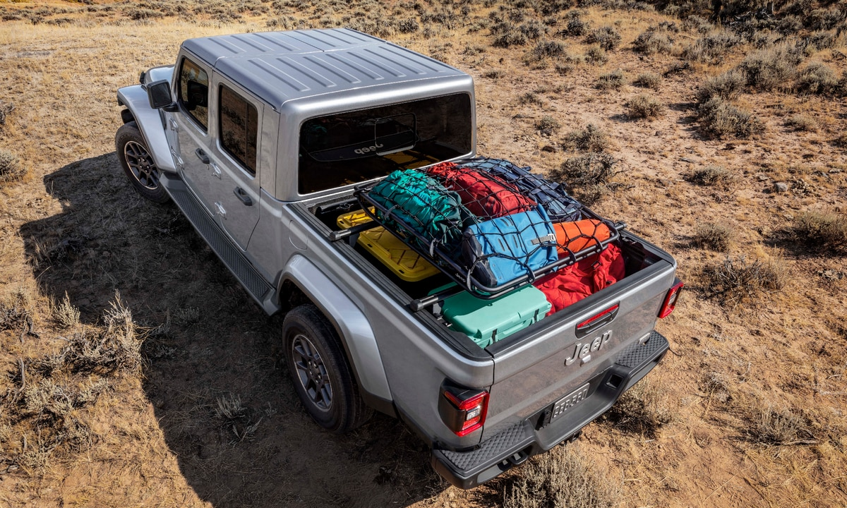 2020 Jeep Gladiator First Review Kelley Blue Book
