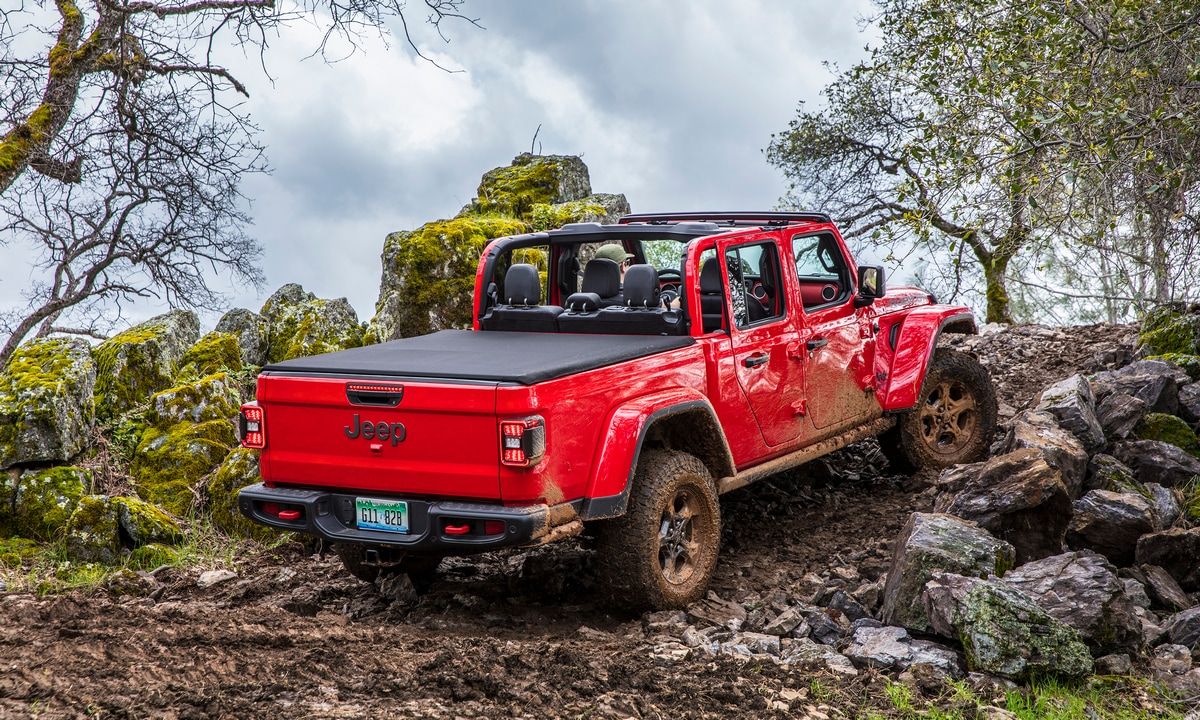 2020 Jeep Gladiator First Review | Kelley Blue Book