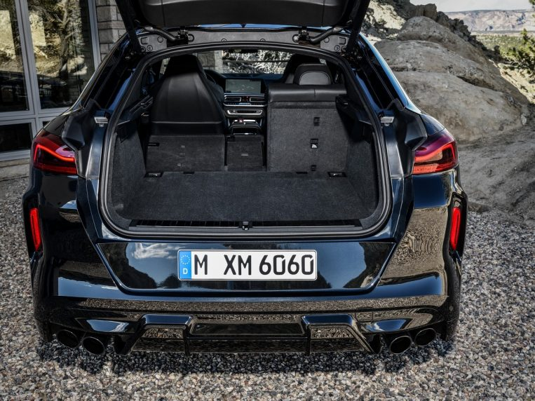 2020 Bmw X6 M First Review Kelley Blue Book