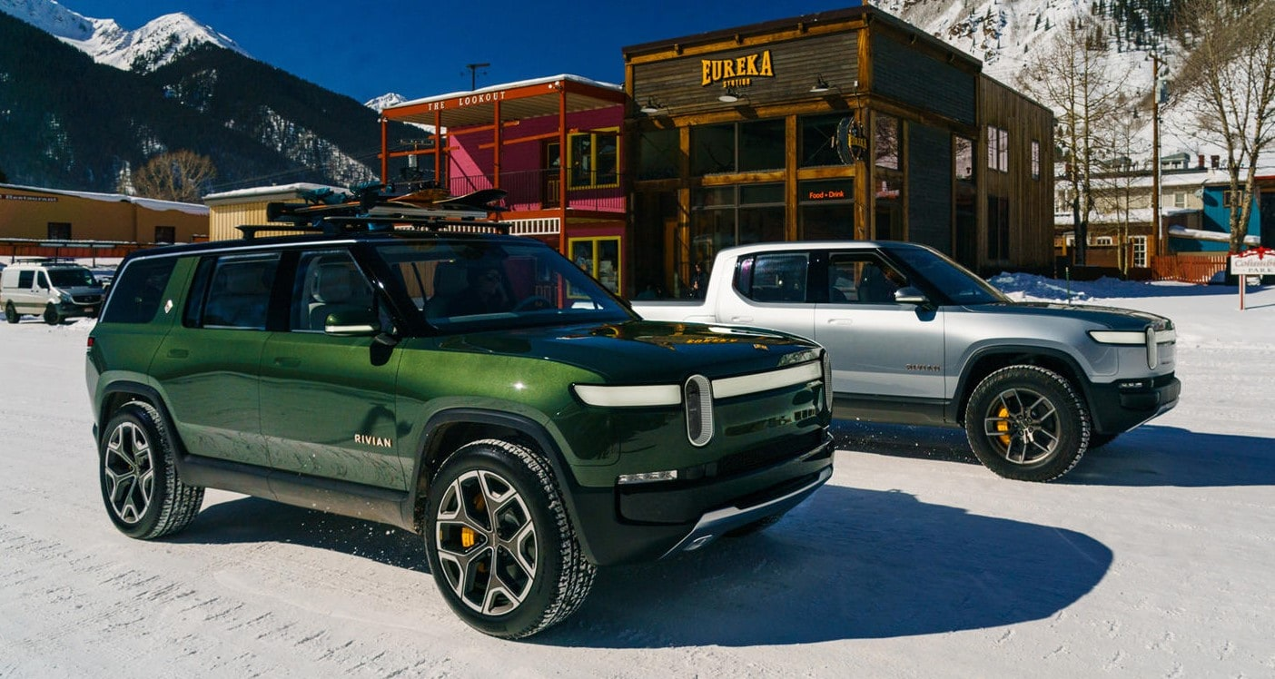 Rivian Pricing Availability Details Kelley Blue Book