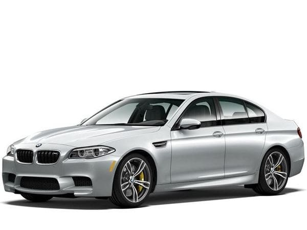 2016 BMW M5 Limited Edition Unveiled
