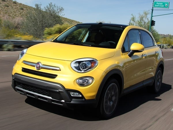 2016 Fiat 500x Video Review And Road Test Kelley Blue Book