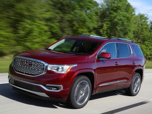 2017 Gmc Acadia Video Review And Road Test Kelley Blue Book