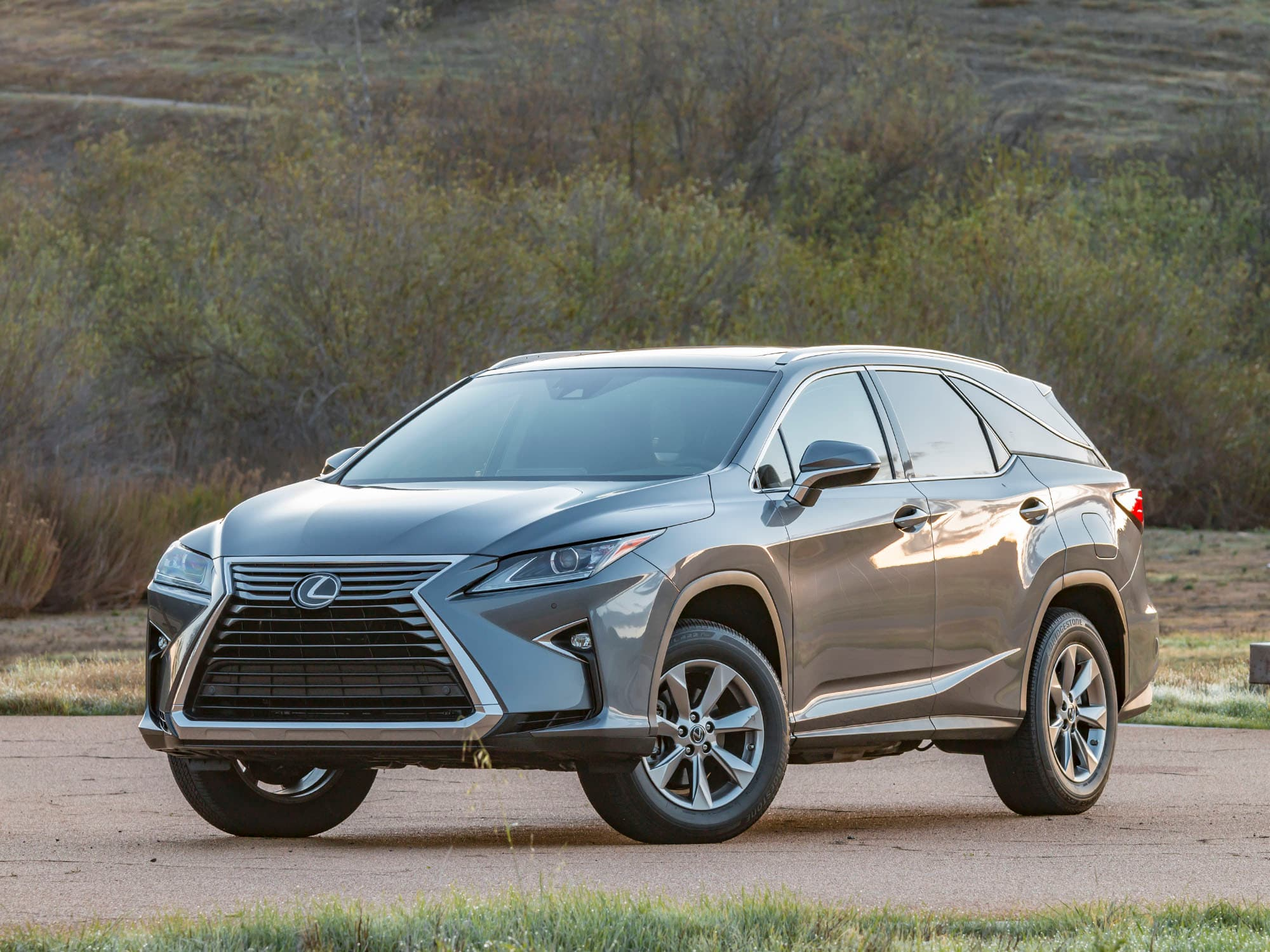 2018 Lexus Rx L First Review 3rd Row S