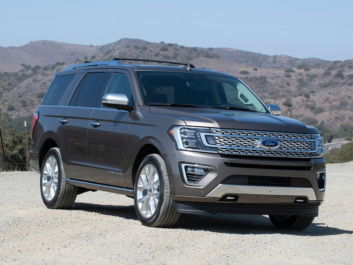 12 Best Family Cars: 2019 Ford Expedition | Kelley Blue Book