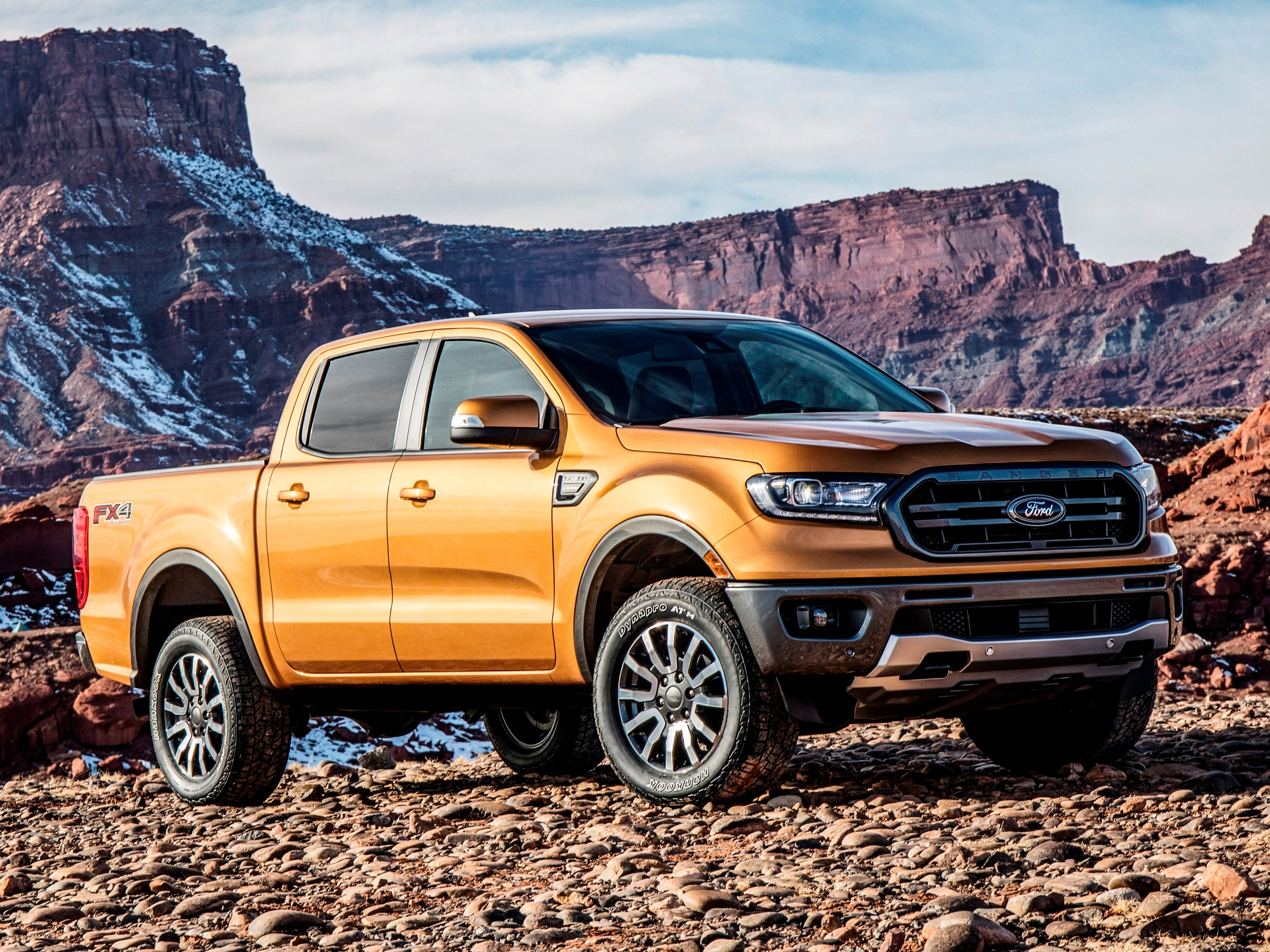 2019 Ford Ranger First Review Kelley Blue Book