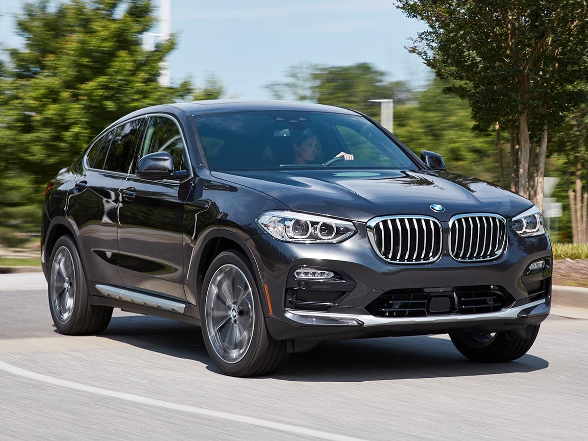 2019 BMW X4 First Review   Kelley Blue Book