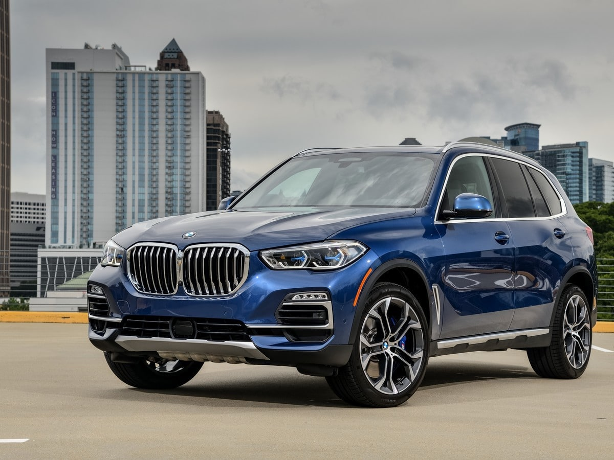 2019 Bmw X5 First Review Kelley Blue Book