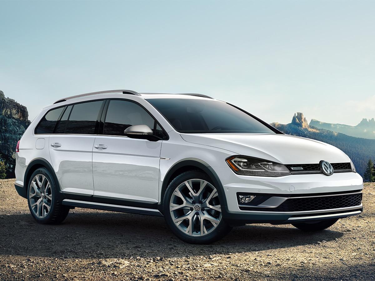 7. 2017 Volkswagen Golf Alltrack