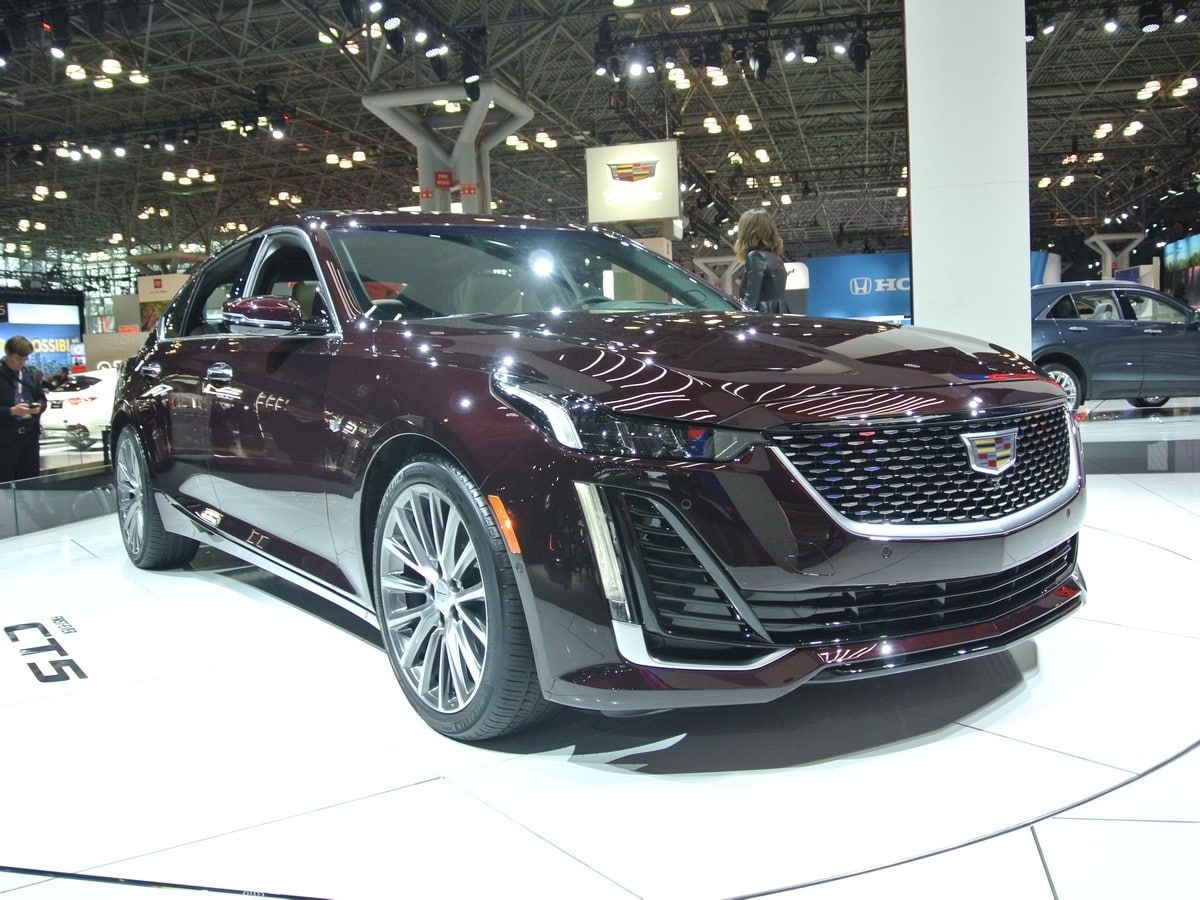 2020 Cadillac Ct5 Revealed Kelley Blue Book
