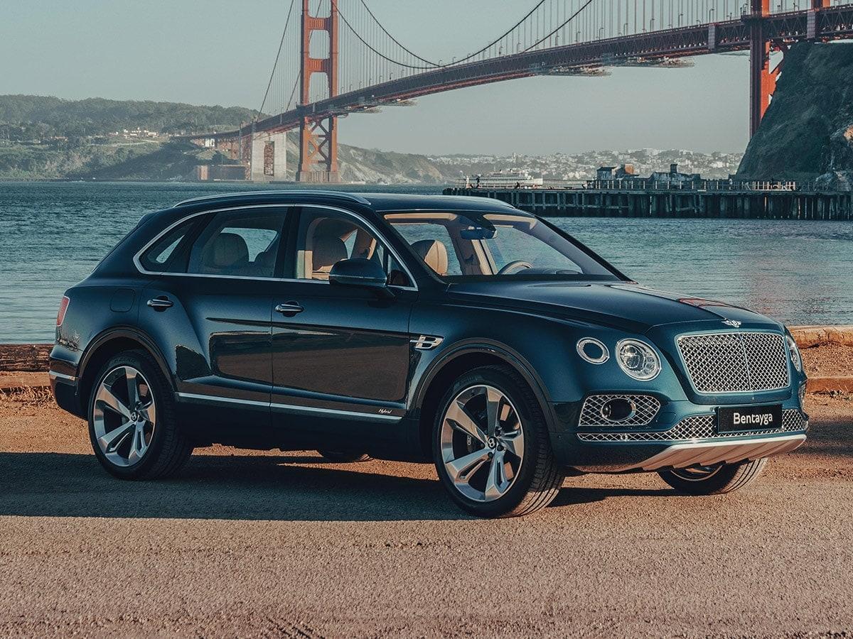 2020 Bentley Bentayga Hybrid First Review