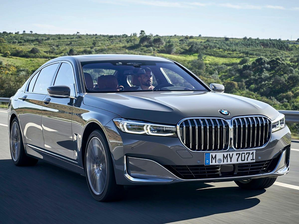 2020 BMW 7 Series Exterior and Interior