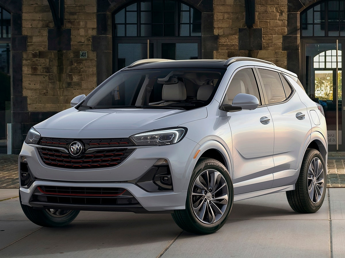 2020 Buick Encore GX First Look - Latest Car News | Kelley ...
