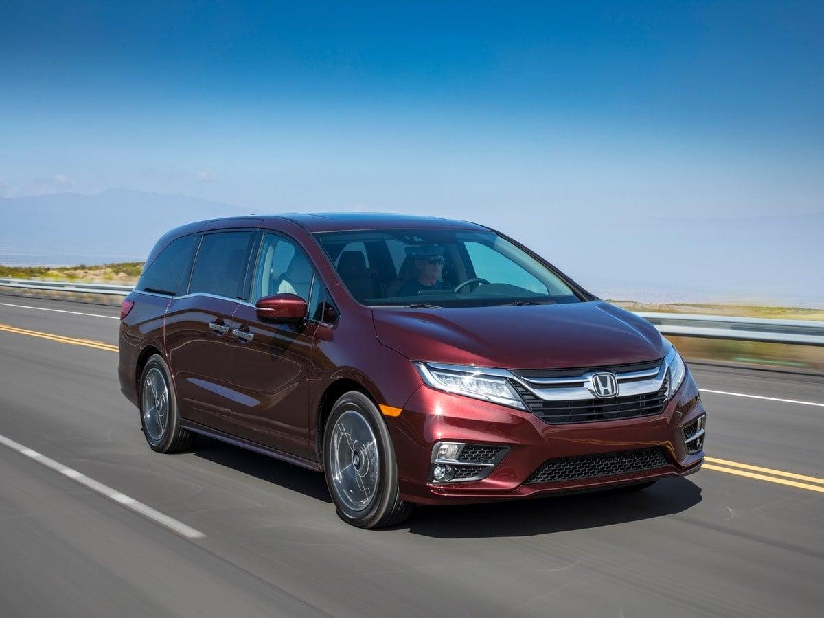 2020 Honda Odyssey Style