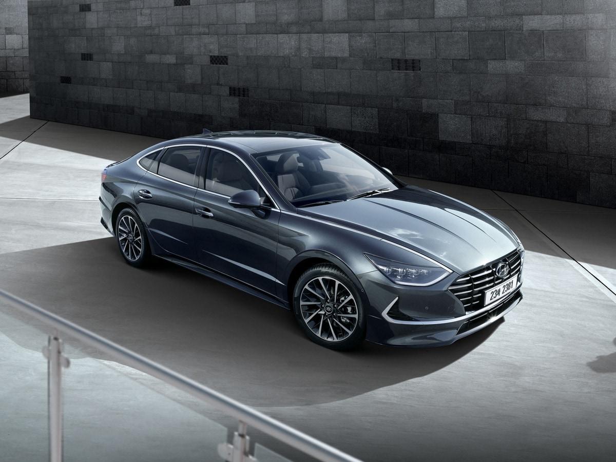 نتيجة بحث الصور عن 2021 Hyundai Sonata Preview
