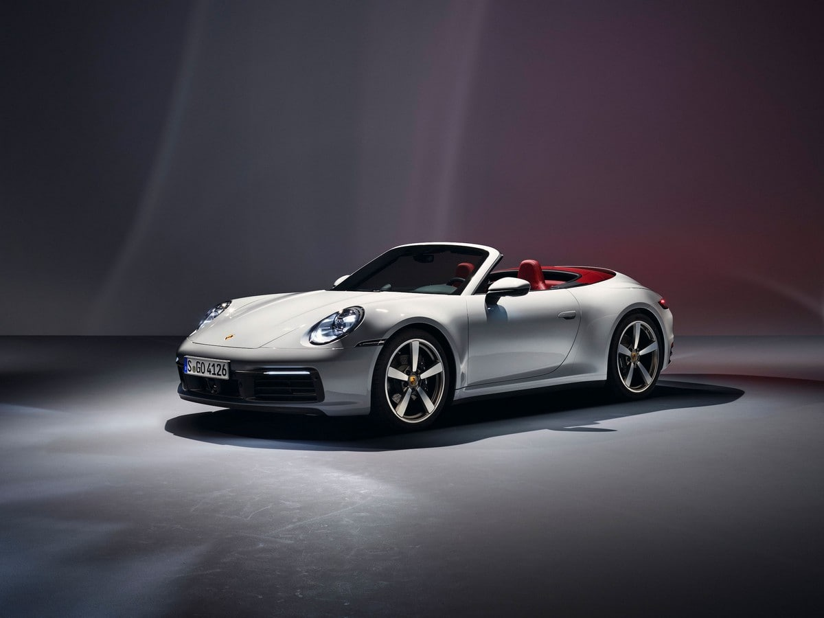 2020 Porsche 911 Carrera Coupe And Convertible First Look Kelley Blue Book