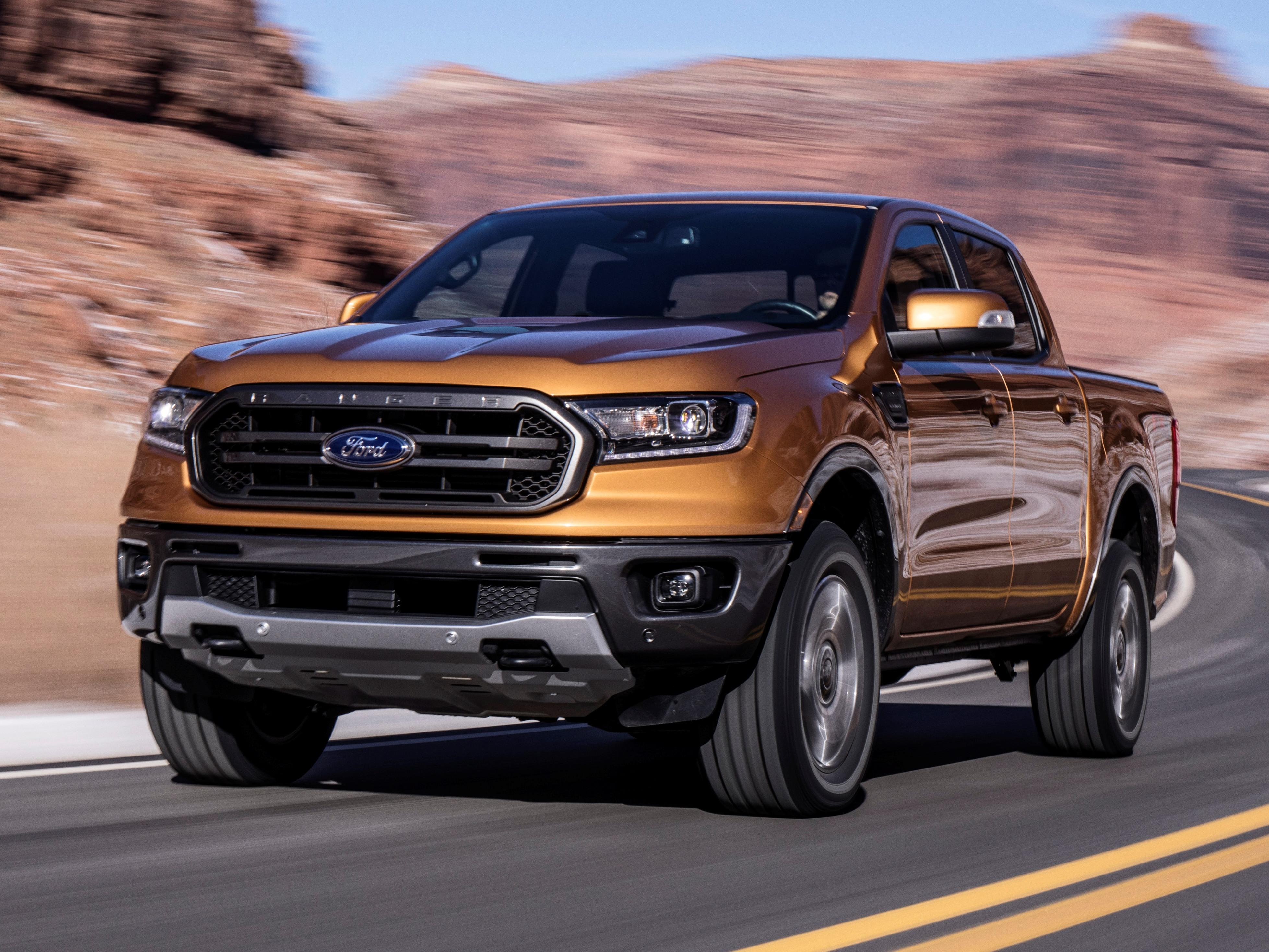 Comparison 2019 Ford Ranger Vs 2019 Gmc Canyon Kelley Blue Book