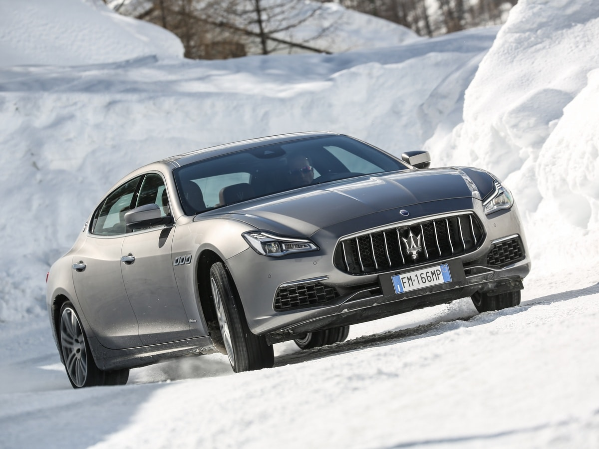 2018 Maserati Quattroporte First Review | Kelley Blue Book
