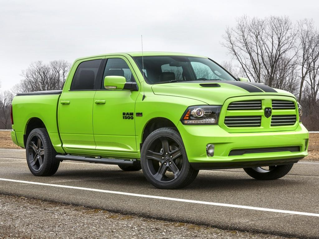 New Dodge Ram Trucks Sport >> 2017 Ram 1500 Sublime Sport Limited Edition Launched