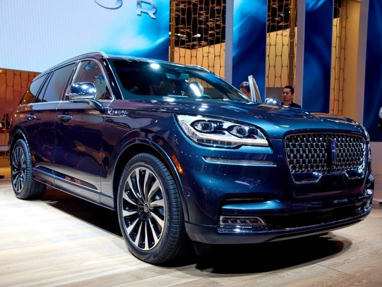 2020 Lincoln Aviator Priced Kelley Blue Book