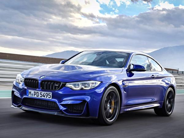 BMW M4 CS Unveiled, On Sale Here In 2018