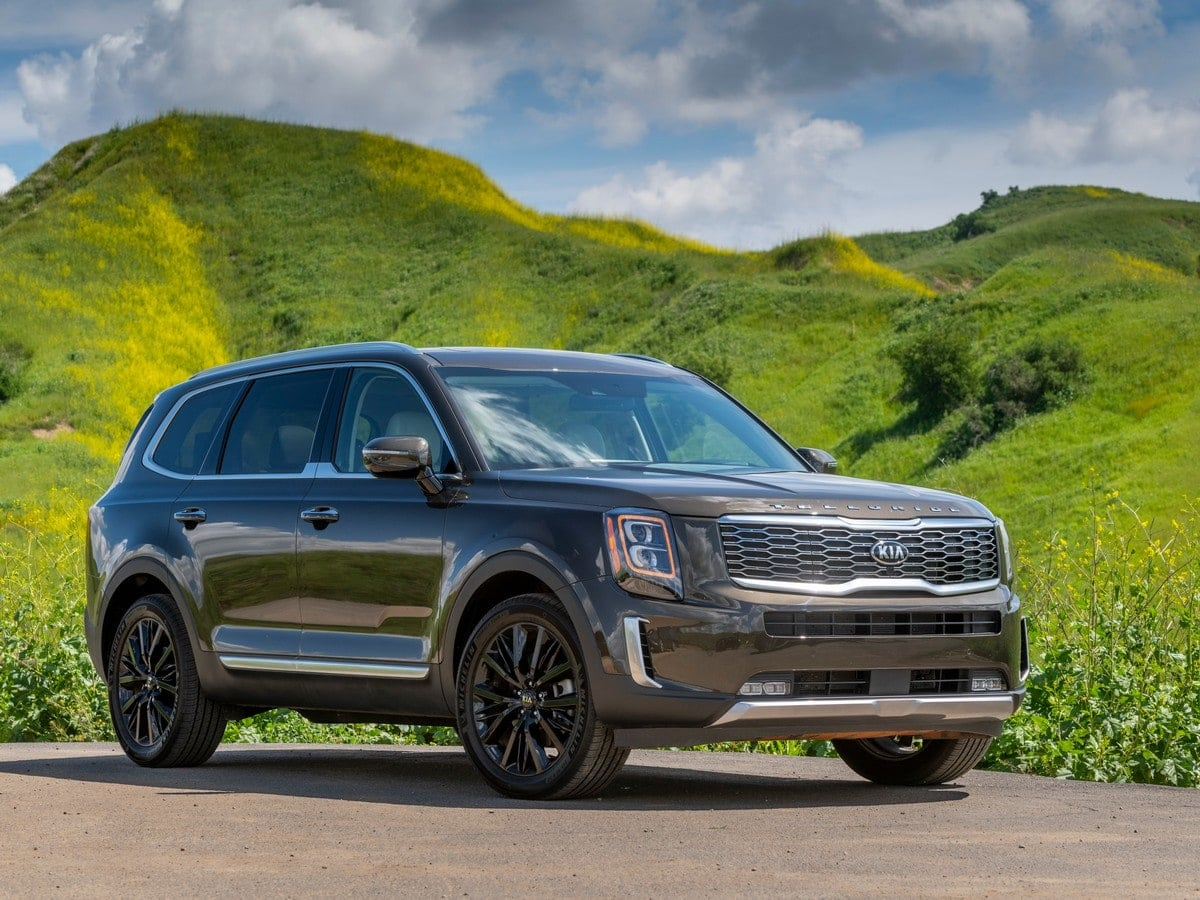 2020 Kia Telluride Vs 2019 Subaru Ascent Comparison