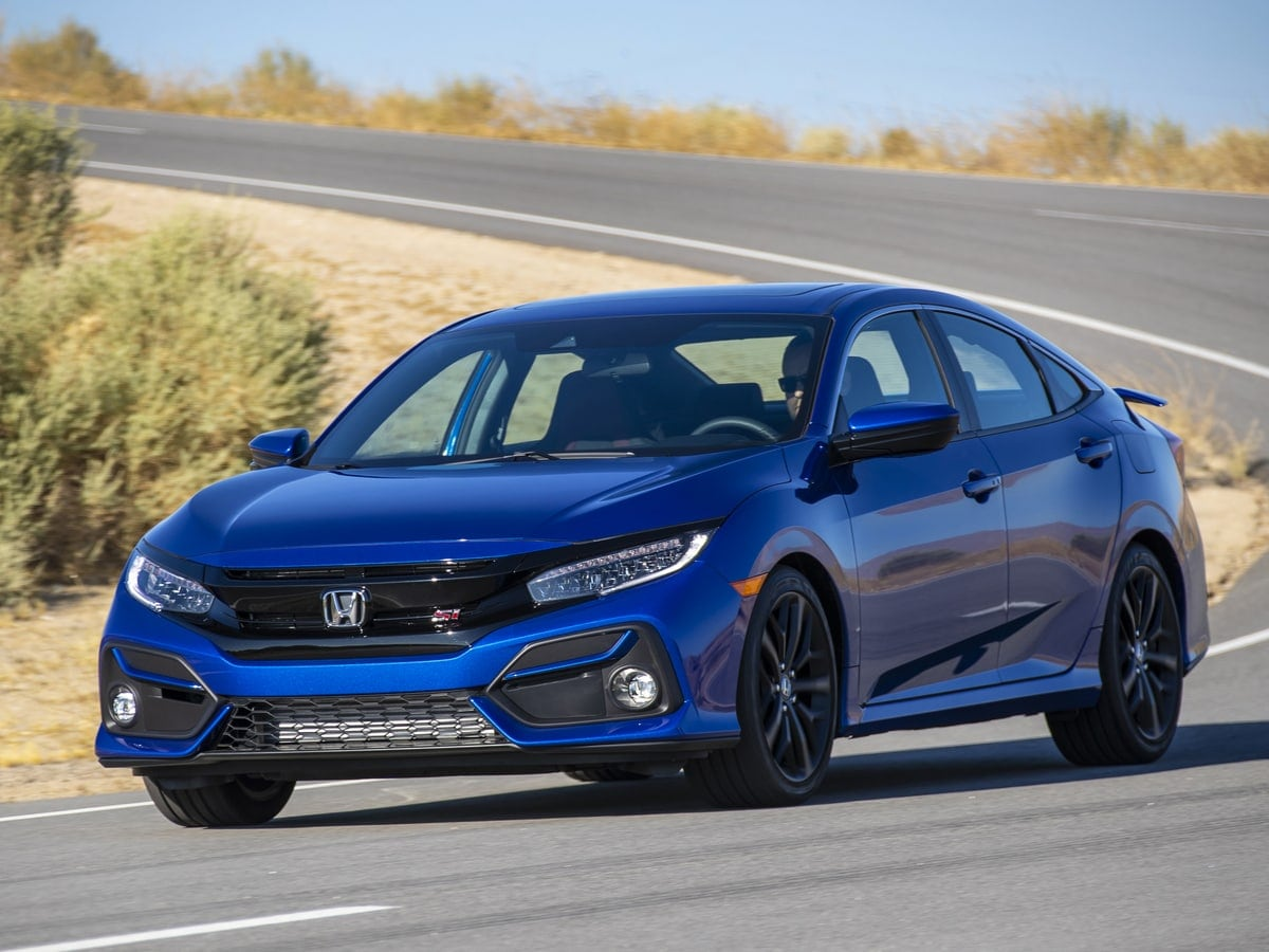 2020 Honda Civic Hatchback Gets Revised Styling, Other ...