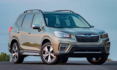 2020 Subaru Forester makes KBB's 10 best all-wheel-drive vehicles under $30,000