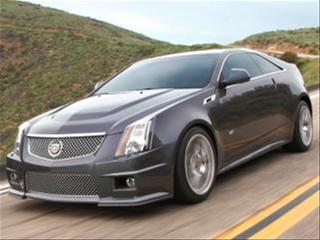 Cadillac Unveils Two Door Cts Coupe Kelley Blue Book