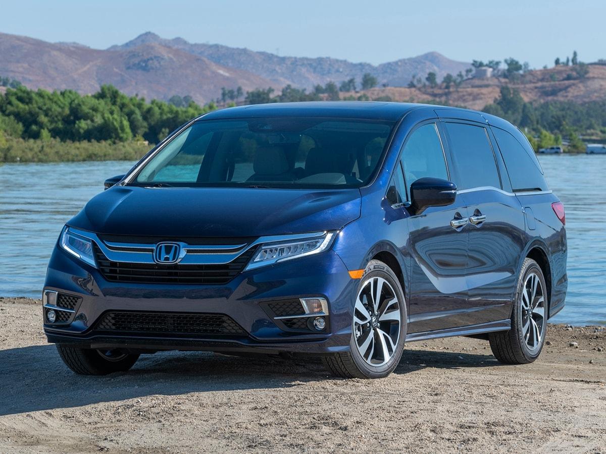 Minivan Best Buy Of 2020 Kelley Blue Book