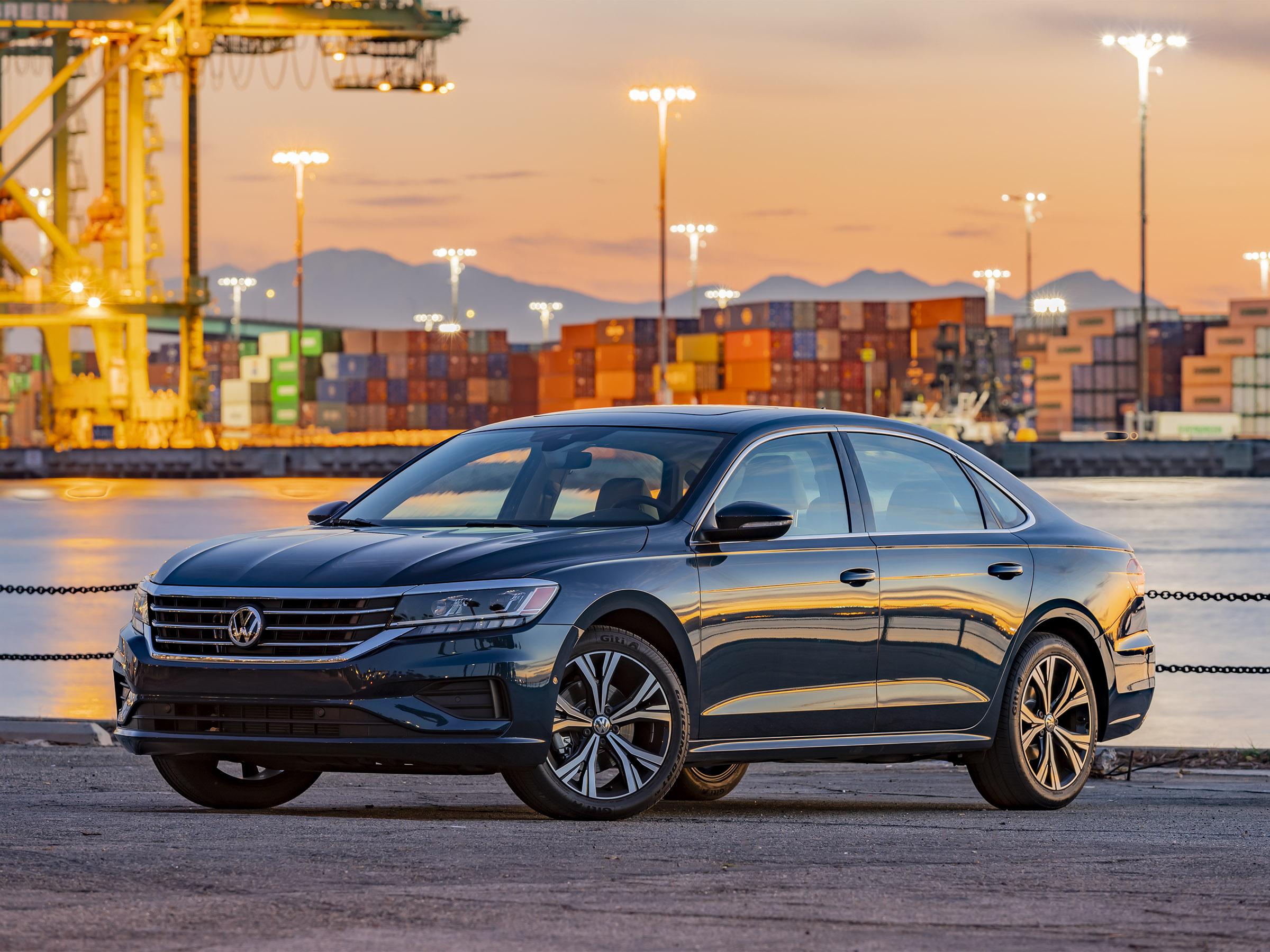 2020 Volkswagen Passat First Review   Kelley Blue Book