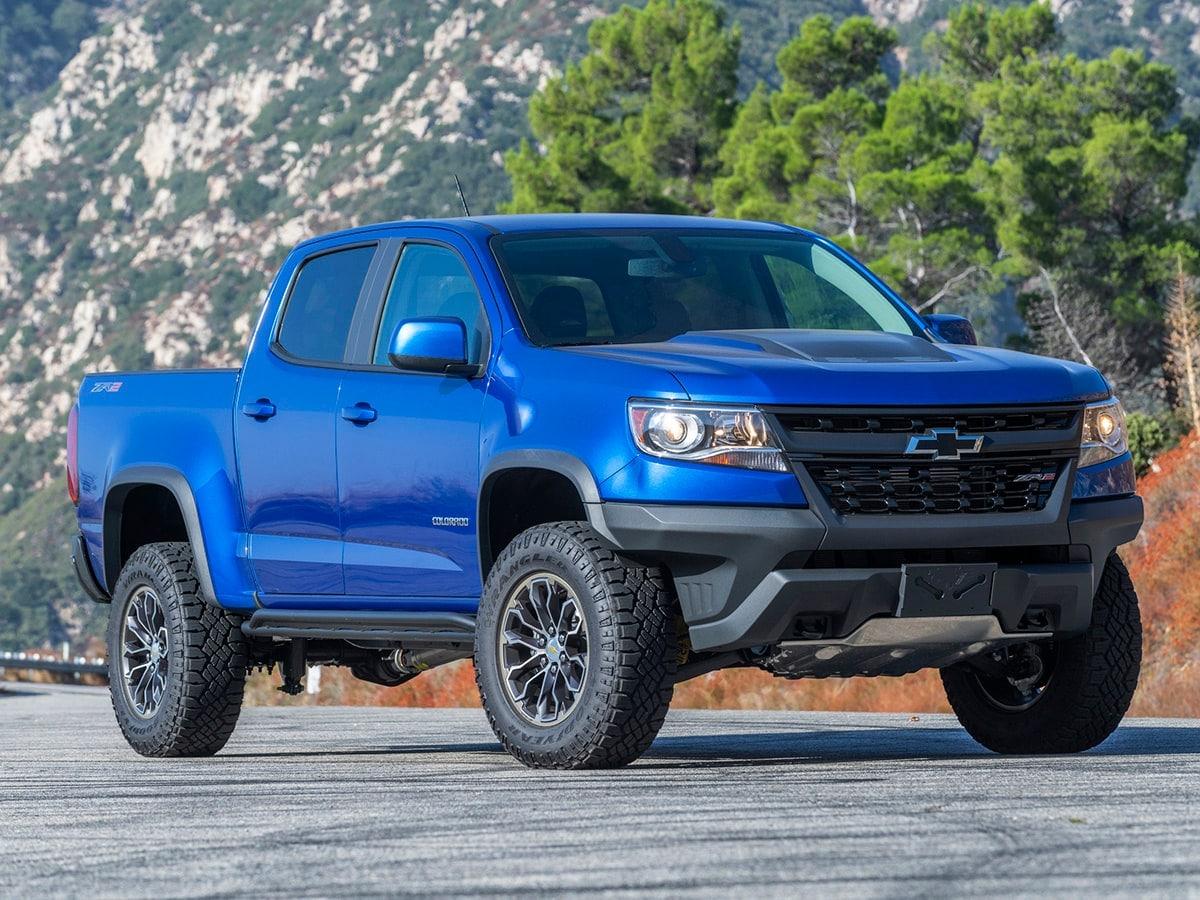 Best Small Pickup 2021 Pickup Truck Best Buy of 2020    Midsize | Kelley Blue Book