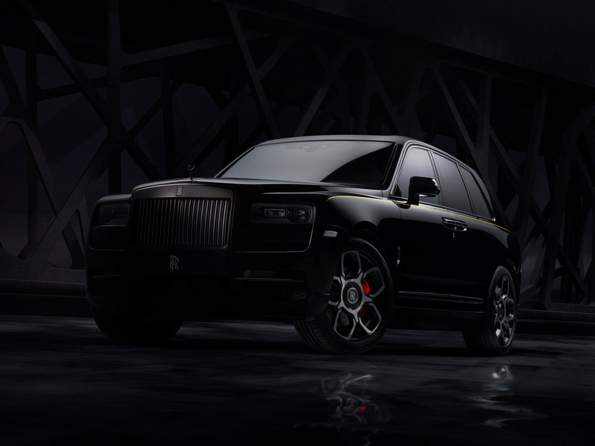 2020 Rolls Royce Cullinan Black Badge First Look Kelley Blue Book