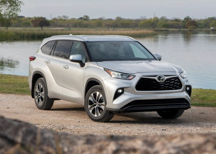 2020 Toyota Highlander First Review Latest Car News