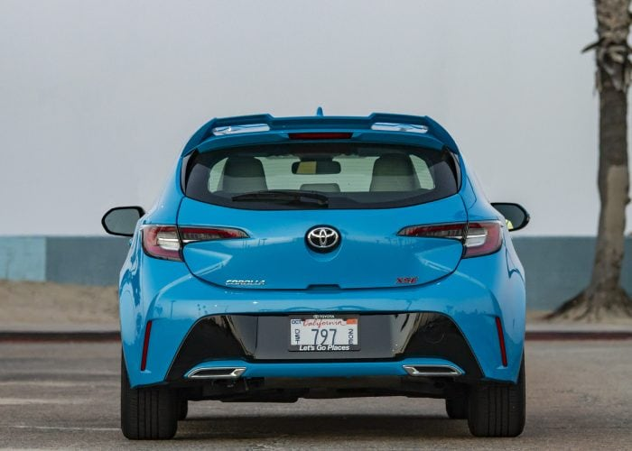 2021 Toyota Corolla Hatchback First Review   Kelley Blue Book