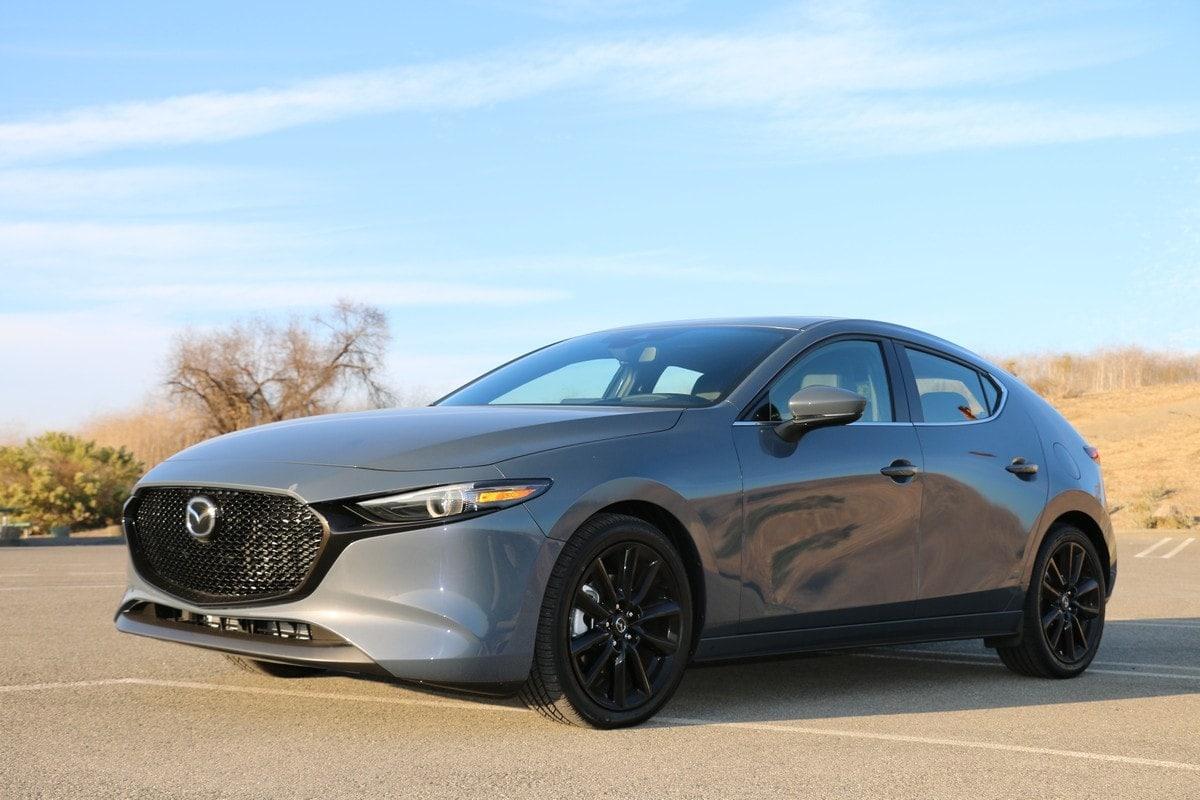 2020 Mazda Mazda3 Hatchback Awd Ownership Review Kelley Blue Book