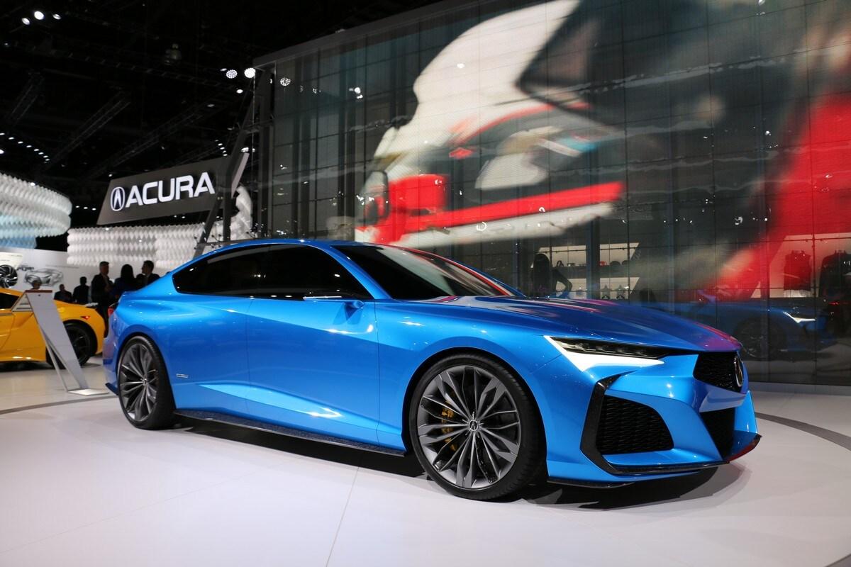 2020 Acura Tl Configurations