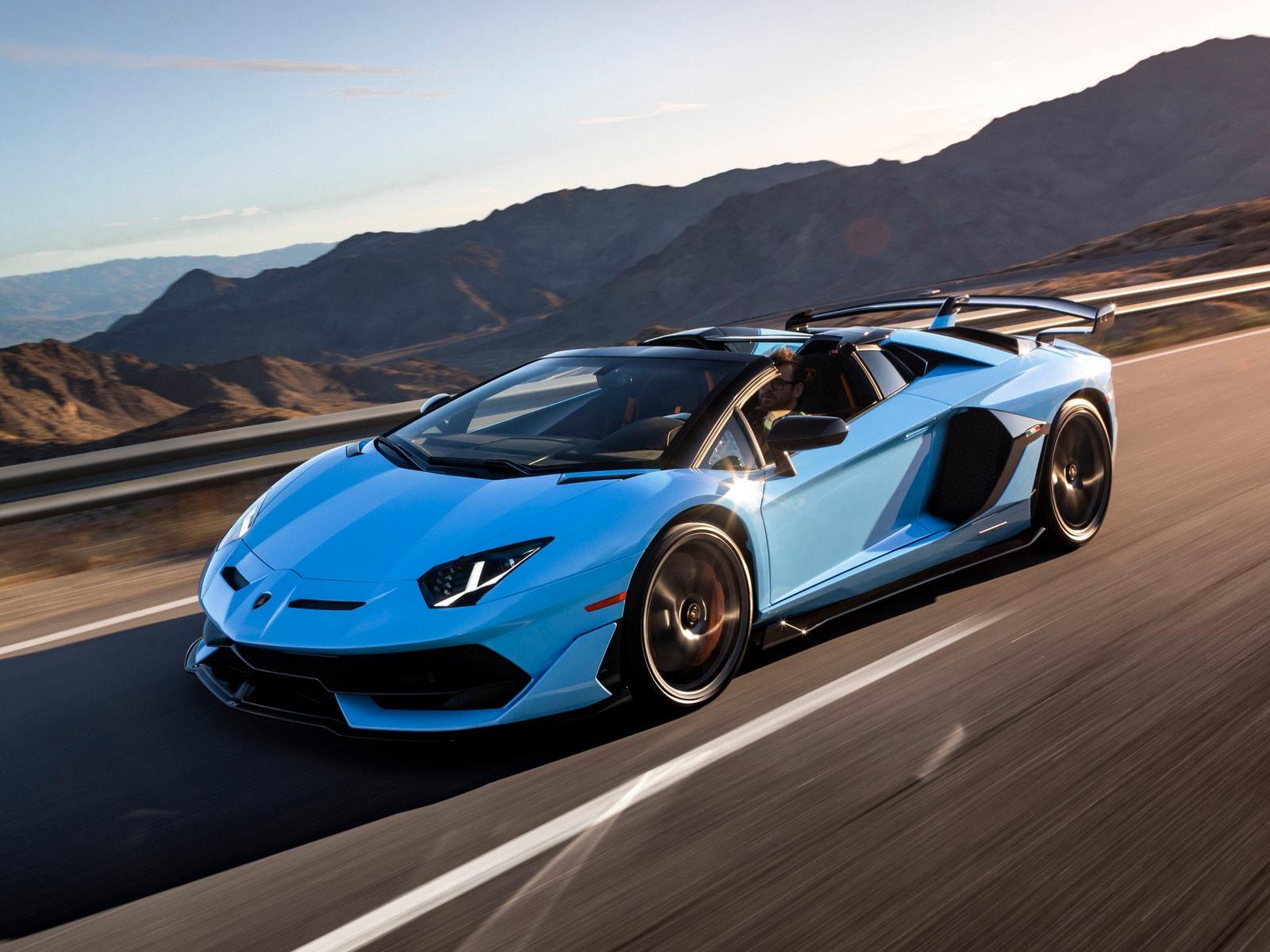 2020 lamborghini aventador svj roadster first look kelley blue book 2020 lamborghini aventador svj roadster