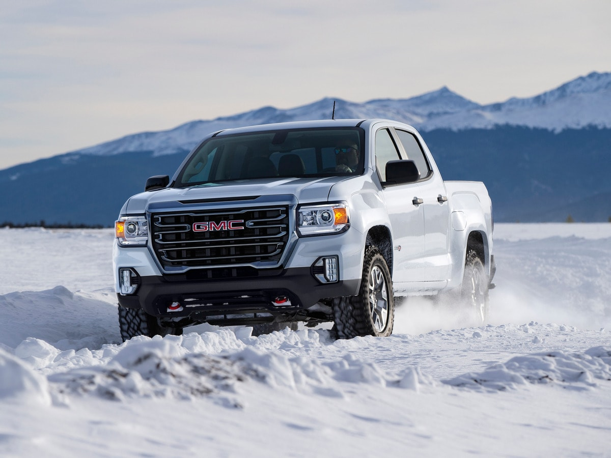 2021 GMC Canyon AT4 First Look | Kelley Blue Book