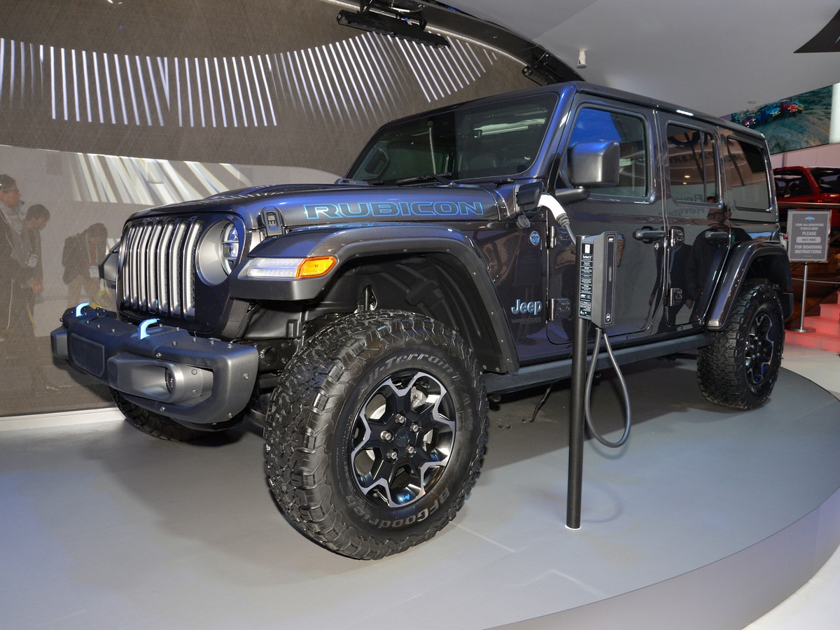 2020 Jeep 4xe Electric Assist Models Announced Kelley Blue Book